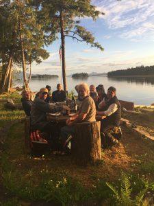 Alaska fishing vacation