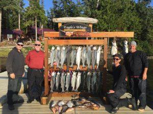 Salmon fishing Alaska